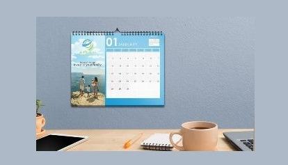 تقویم تبلیغاتی | چاپ و تبلیغات محیا