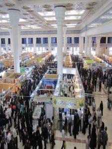 برگزاری نمایشگاه کتاب | چاپ و تبلیغات محیا